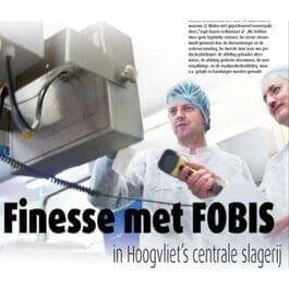 Finesse met FOBIS® bij Hoogvliet