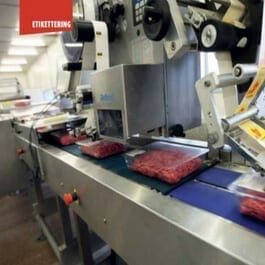 Vroeg beginnen met etiketteren in de vleesindustrie
